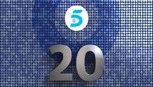 Gala 20 Aniversario Telecinco