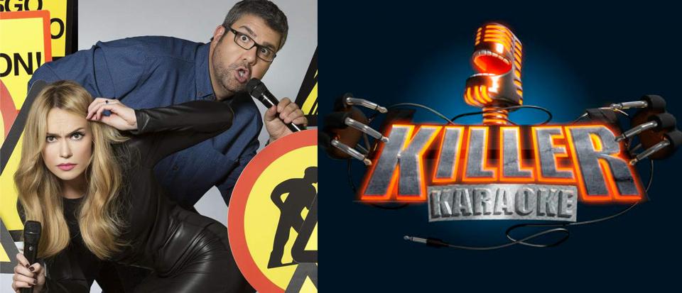 KILLER KARAOKE y S.B.A. Radical Sound