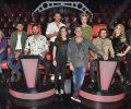 Telecinco vuelve a contar con Sba para la grabación y postproducción del audio de La Voz 4